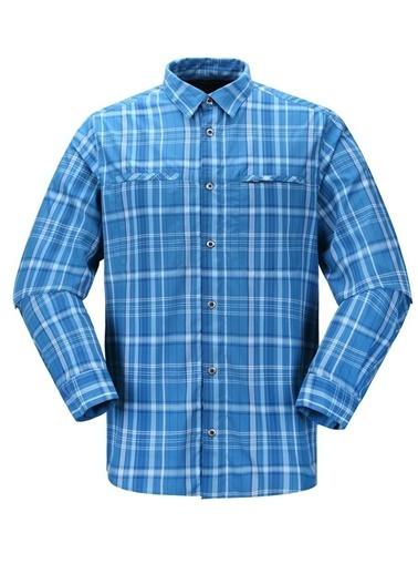 2AS Gömlek Mavi